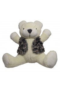 Ours en peluche fabriqué en Bretagne
