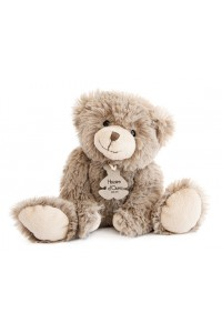 Ours coup de coeur taupe