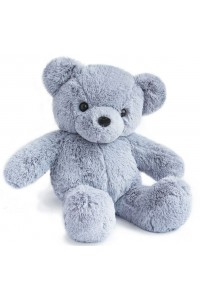 Grand ours coloriage gris 45cm