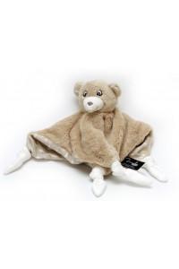 Doudou ours fabriqué en Bretagne