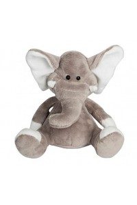 Elephant en peluche 18cm