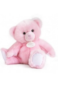 Ours en peluche Rose sorbet collection