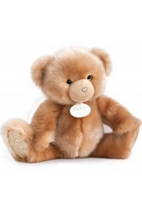 Ours en peluche marron nude collection